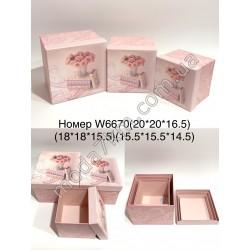 Коробка подарочная№W6670