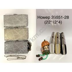 Вечерний клатч№20651-28