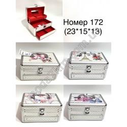 Шкатулка для украшений№172