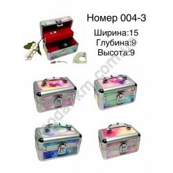 Шкатулка для украшений№004-3