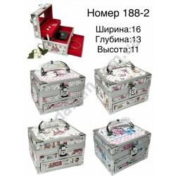 Шкатулка для украшений№188-2